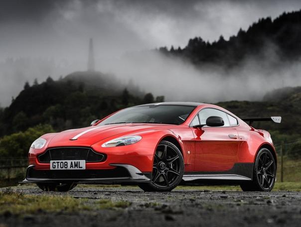 Очень редкие : Aston Martin Vantage GT8