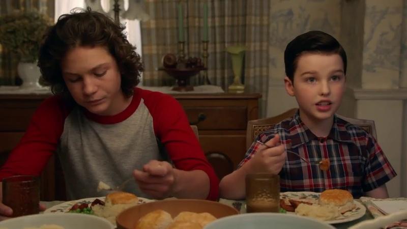 Young Sheldon 2x04 Sneak Peek 2 A Financial Secret and Fish Sauce