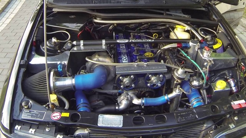 Ford Sierra Cosworth 4x4 1992