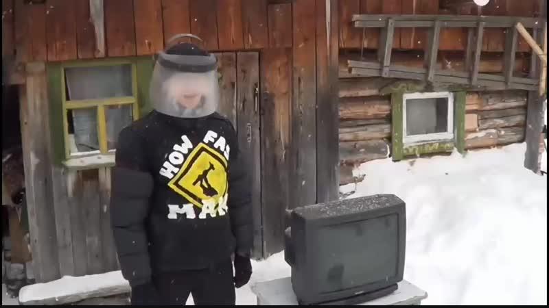 HFM–пожилой телевизор