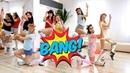 BANG ᐅ Siren Song Dance at a pajama party