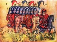 1 октября 1550 г. 468 лет назад Иван Грозный заложил основы русской регулярной армии.