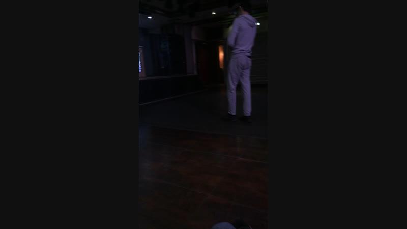 Артем Задорожный — Live