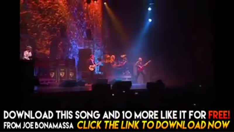 Joe Bonamassa first released this song over a decade ago, but it still sounds