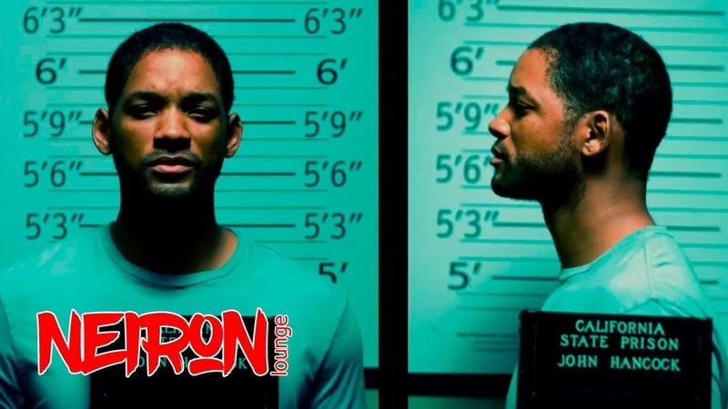 Хэнкок Садится в Тюрьму тюремная сцена голова в заднице Хэнкок 2008