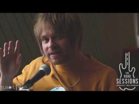 Rou Reynolds (Enter Shikari) - Heroes Cover   The Road Sessions