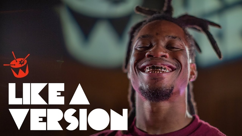 Denzel Curry - BLACK BALLOONS | 13LACK 13ALLOONZ Ft. Sampa The Great (live for Like A Version)