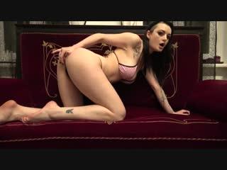 Amateur gorgeous perverted goth tattooed slut intense orgasm anal dildoing solo deepthroat