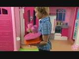Мультик Барби и сестры в доме мечты Челси одна дома Видео для детей Play doll