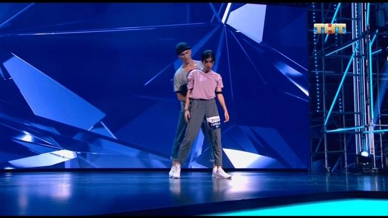Танцы Кирсен и Ася - Санкт-Петербург.