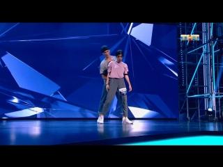 Танцы: Кирсен и Ася - Санкт-Петербург.