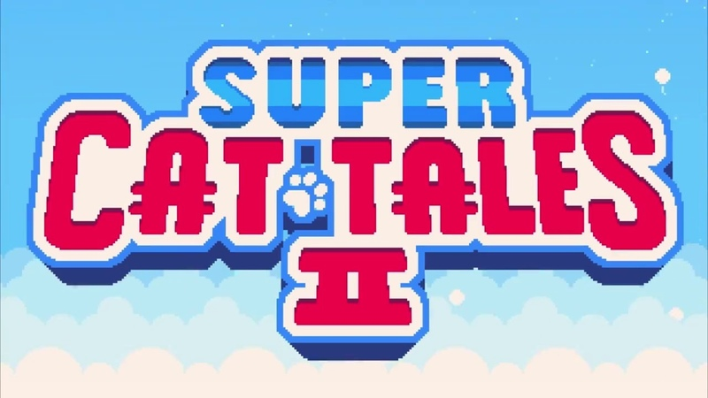 Super Cat Tales 2 - Gameplay Preview