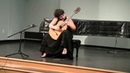 Gohar Vardanyan LIVE from Baldwin Wallace Int'l Guitar Festival