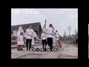 1970г. Русский танец- северная кадриль