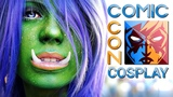 COMIC CON Ukraine 2018 - Cosplay Video (CCU 2018, косплей відео)