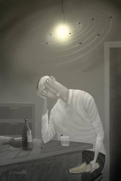 скандал закатывает водка олегу пятый день подряд кто эта ольга и как мог он её на ольгу променять © Субъект