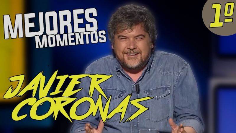 Los mejores momentos de Javier Coronas (1ªParte)
