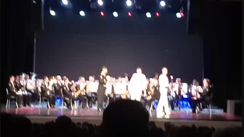 Оркестр им. Н.А. Римского-Корсакова ВМФ России в Удомле