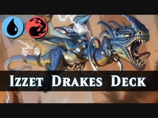 Иззет Дрейкс Дека | Izzet Drakes Deck