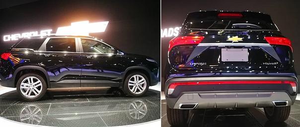 Неожиданный дебют: новый кроссовер Chevrolet Captiva Фото: компании-производителиОригинальная Captiva хорошо знакома в России: с 2006 по 2015 год у нас продано 42 тысячи таких машин. Эти