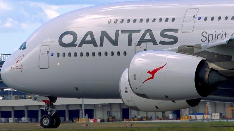 6 LOUD Take offs | A380 B777 A340 | Melbourne Airport Plane Spotting