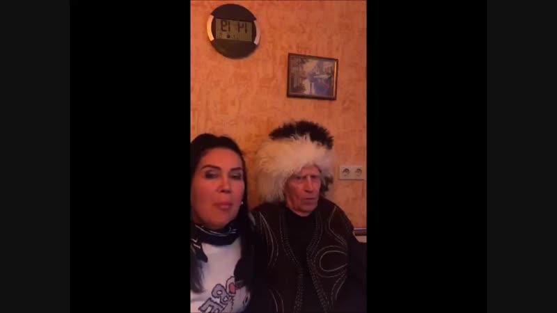Татьяна Африкантова (из прямого эфира 11.11.2018.) Папаха Хабиба..из меня торгашка хорошая