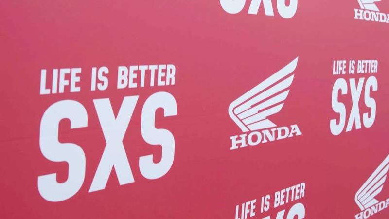 Honda Talon - Full 360 Experience with Ken Roczen