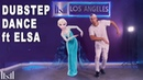 LET IT GO Dubstep Dance ft Elsa