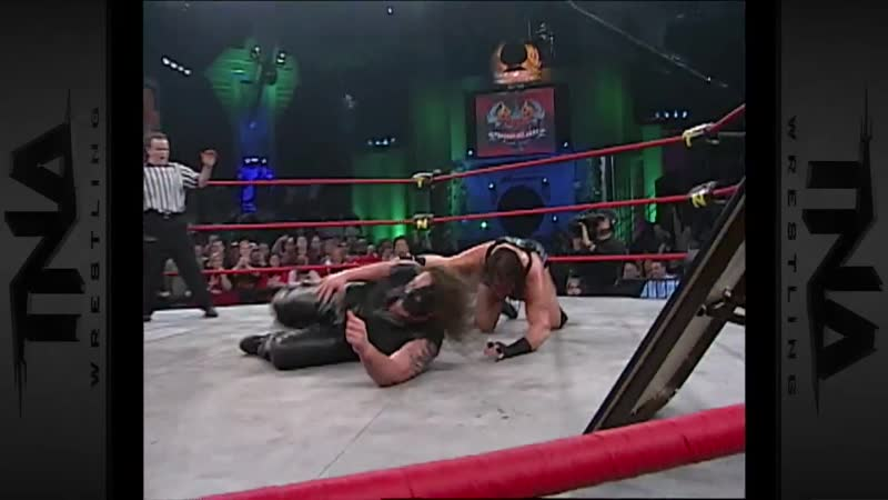 TNA Against All Odds 2006 (12.02.2006)