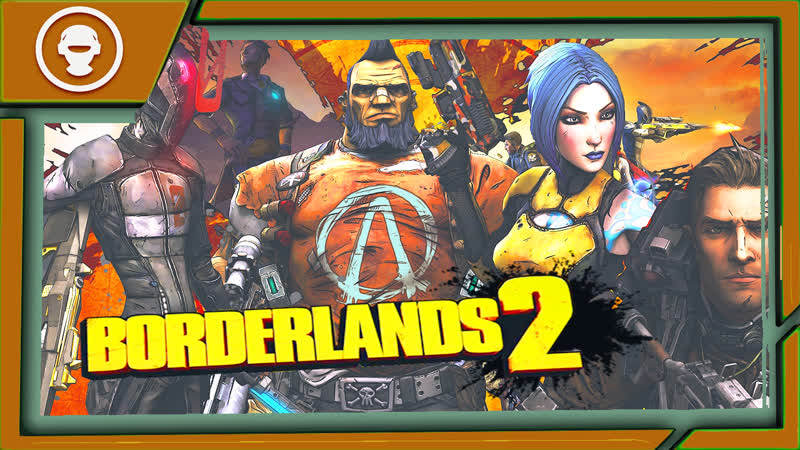 Borderlands 2 - ПУШКИ, ЛУТ и ЛЕВЕЛ АП | ЭПИЗОД 3