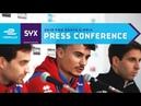 Post-Race Press Conference - 2019 FWD Sanya E-Prix | ABB FIA Formula E Championship