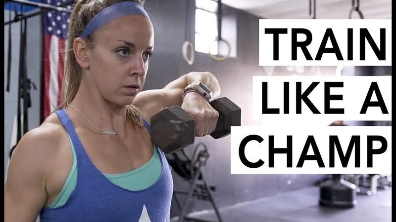 PREHAB Like Lindy Barber: Secrets to a Games Champion's Training: PCS 20181106
