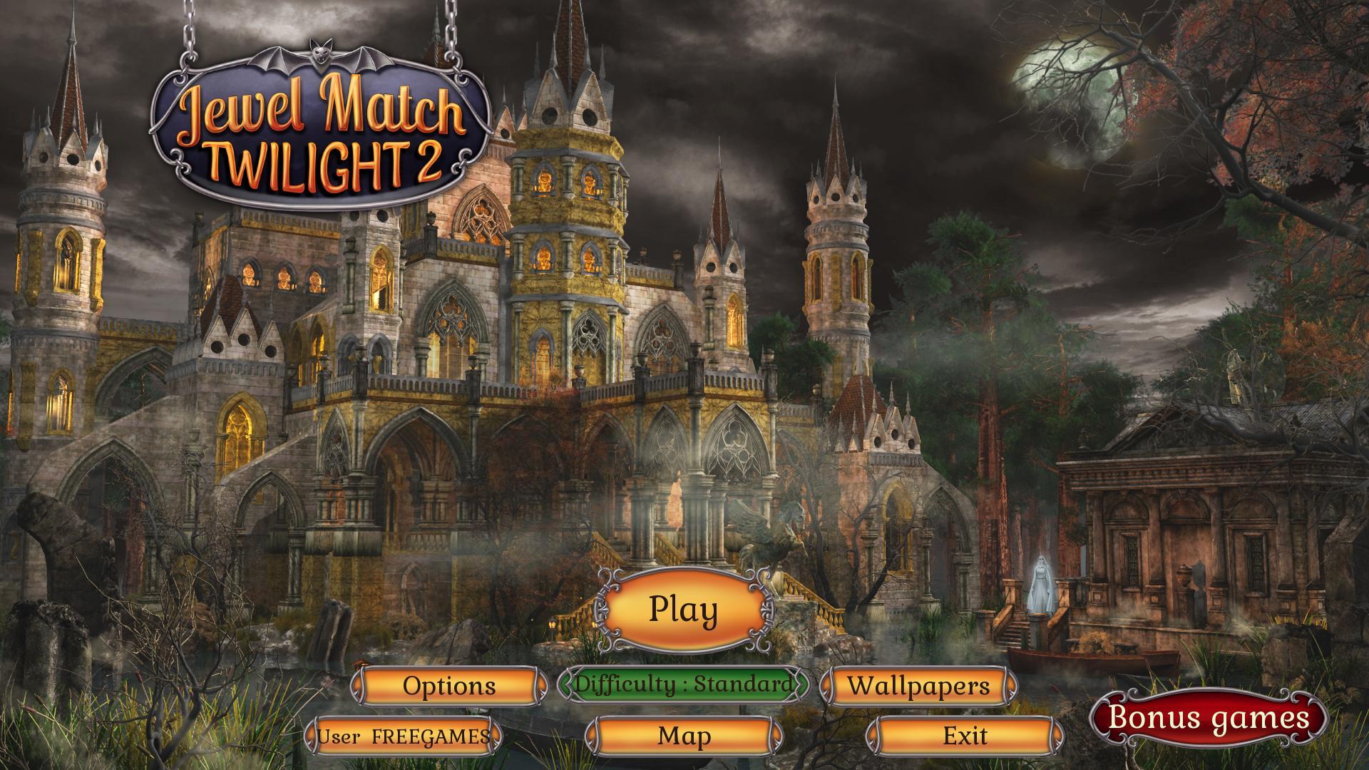 Джевел Матч Сумерки 2 | Jewel Match Twilight 2 (En)