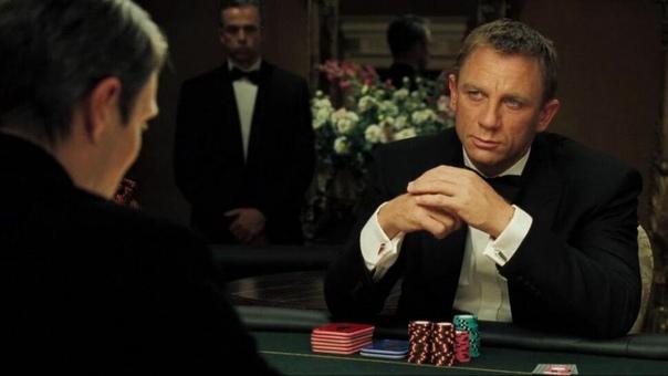 Сцену с Дэниелом Крэйгом и Мадсом Миккельсеном в «Казино рояль» признали лучшей покер-сценой в истории