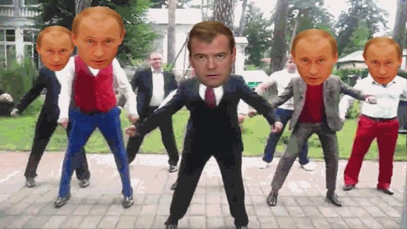 Хит в честь Инаугурации президента РФ Путина В В