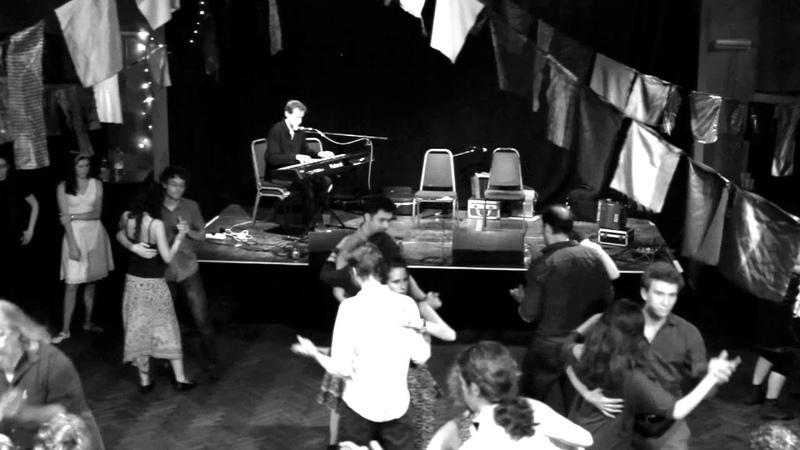 Valentin Barray -Mazurka l'Amourtume, SOAS Grand Folk Ball , London