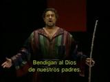 Samson and Delilah opera by Saint-Saens P.Domingo,B.Dever,G.Sulvaran