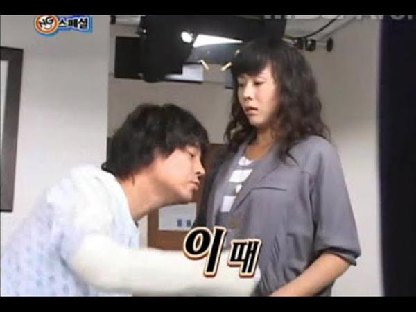 2009년 임창정 박예진 주연 영화 청담보살 NG 현장