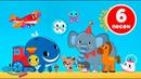 Сериал Привет, Малыш! Большой сборник - мультфильмы и песенки для детей!