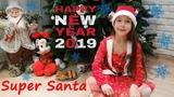 Подарки на НОВЫЙ ГОД 2019 Ловушка для ДЕДА МОРОЗА Gifts for NEW YEAR 2019 Trap for SANTA CLAUS