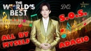 ДИМАШ все выступления на The World's Best all performance DIMASH