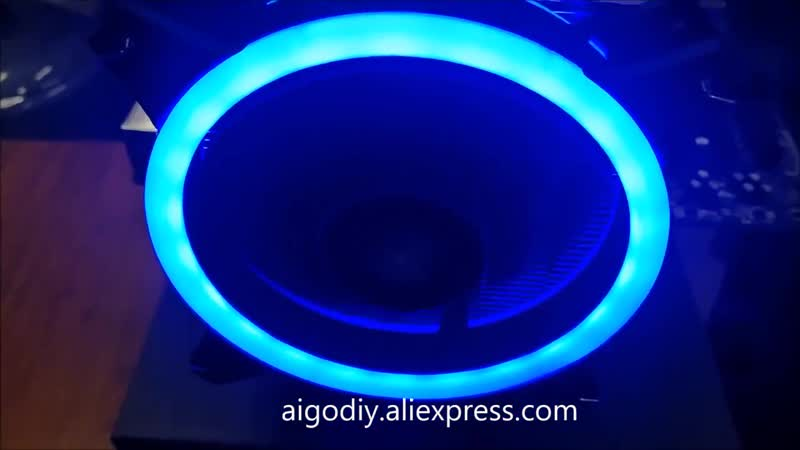 AIGO Кулер башенного типа для процессора