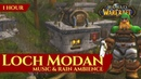 Vanilla Loch Modan Music Rain Ambience 1 hour 4K World of Warcraft Classic