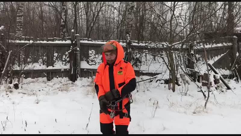 Отзыв о комбинезоне ZF-Зима