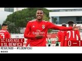 HIGHLIGHTS SC Farense 0-1 SL Benfica B