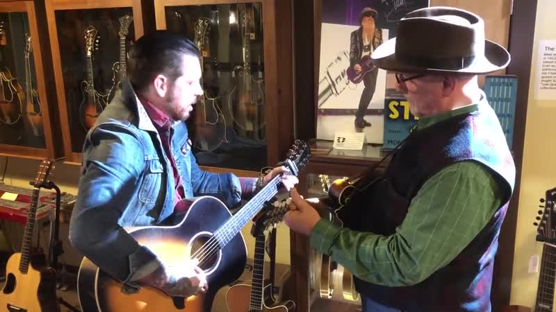 Ricky Warwick - When rock and roll met bluegrass in Nashville Tennessee