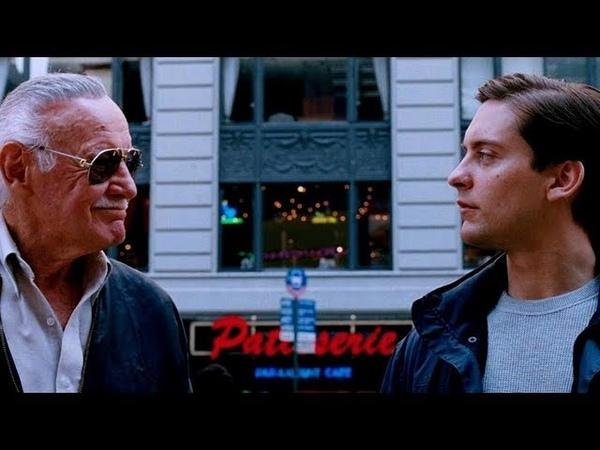 Один человек может многое изменить (Камео Стена Ли) Человек паук 3 Full HD 1080p