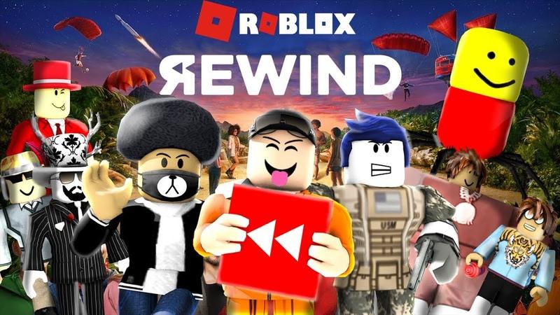 ROBLOX Rewind 2018 (OFFICIAL VIDEO) RobloxRewind2018