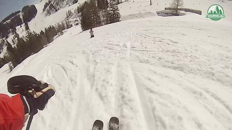 Тесты горных лыж Blizzard Quattro RX (Сезон 2018-19)