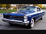 Автомобиль Pontiac Catalina Convertible, 1963 года